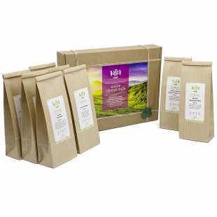 Набор черных чаев (8 видов по 35 г)