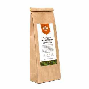 Подарочный чай для защитников отечества (зеленый)